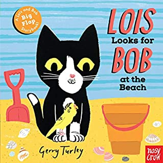 Book Cover: Lois Looks for Bob at the Beach