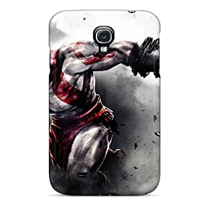Excellent Galaxy S4 Case Tpu Cover Back Skin Protector Cratos