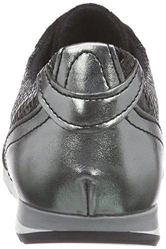 Schwarz 23620 Noir Basses 098 Black Tamaris Baskets Femme Comb PHxqqXB