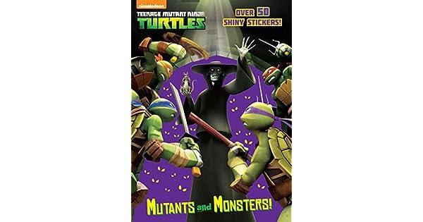 Amazon.com: Mutants and Monsters! (Teenage Mutant Ninja ...