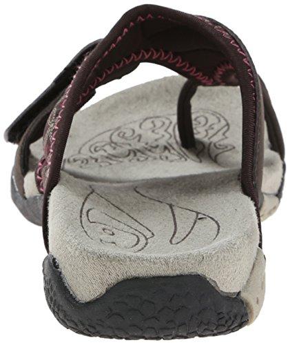 Braun Chaussures Mustique Marron Femme Coffee Claquettes Kamik Cof de CYfwq6