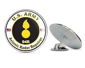 U.S. Army MOS 94R Avionic Radar Repairer Metal 0.75
