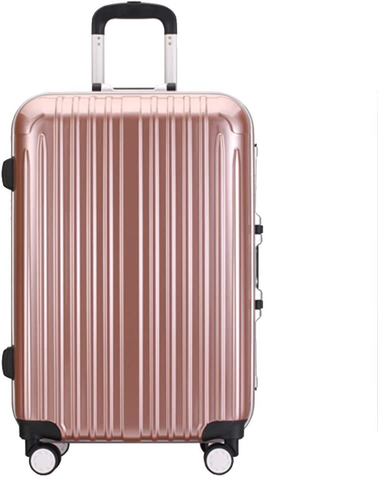 GYZ Luggage Female Password Box Trolley Case Universal Wheel Suitcase Male Boarding Box Four Sizes Optional Color : C, Size : 522973CM