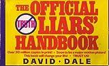 Official Liars Handbook 0399513981 Book Cover