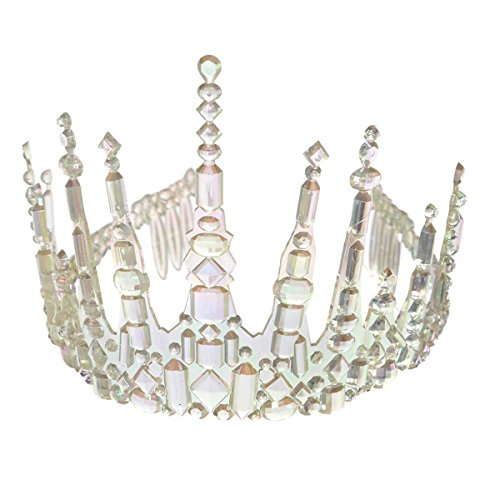 Amscan 845989 Ice Princess Tiara, -