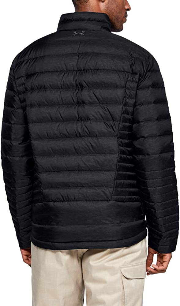 Black Large Under Armour Outerwear Mens Down Sweater