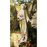 Angels Angel Flora Statue For Sale