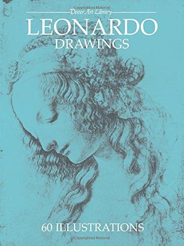 Leonardo Drawings (Dover Fine Art, History of Art)