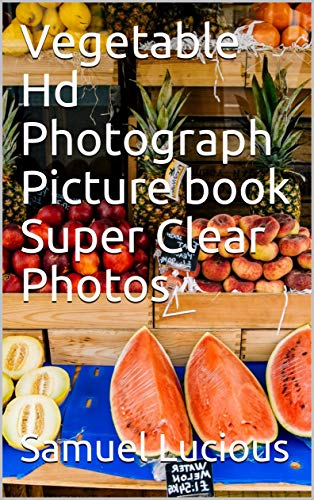 Vegetable Hd Photograph Picture book Super Clear Photos ()