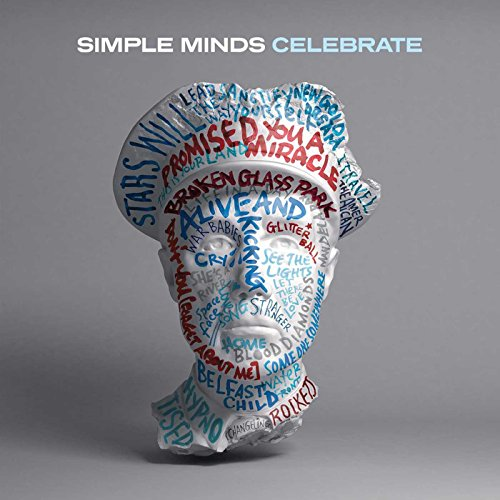 CD : Simple Minds - Celebrate: Greatest Hits (3 Disc)