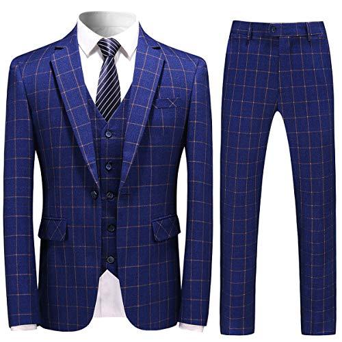 Allthemen Party Mariage Homme 3 Gilet Pantalon Pcs Smoking Costume wH0xxX8qg