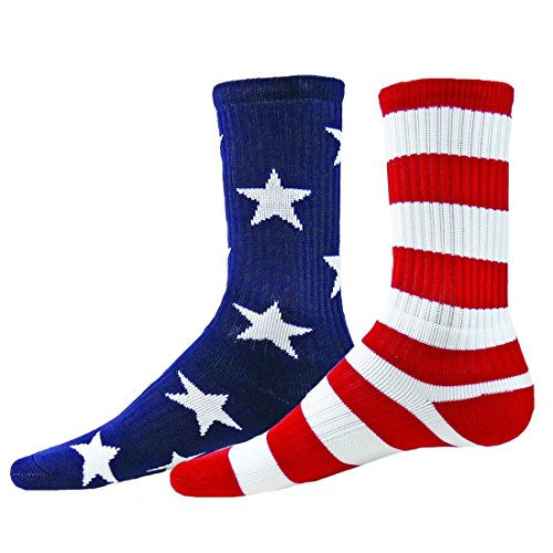 Red Lion Freedom Mismatched Socks product image