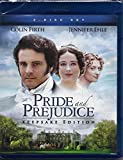 Pride and Prejudice [Blu-ray] by A&E HOME VIDEO