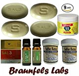 Mite S Pack - Sulphur Wash, Cream, Ointments & Essential Oils
