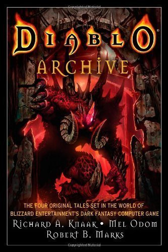 Moon Spider (The Diablo Series Archive: Inc. Legacy of Blood, The Kingdom of Shadow, Moon of the Spider & Demonsbane by Knaak, Richard A., Odom, Mel, Marks, Robert B. (2008) Paperback)