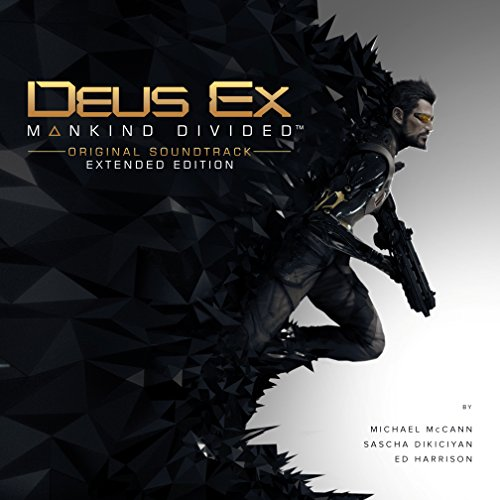 Price comparison product image Deus Ex: Mankind Divided Original Soundtrack Extended Edition