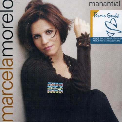 CD : Marcela Morelo - Manantial (Back to Back Packaging)