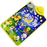 Aodicon Playing Blanket For Kids Baby Floor Mat Dancing Carpet Kids Educational Rug Playmat Baby Play Mat Carpet Infant Children Games