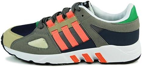 Ropa de deporte zapatos zapatos Zapatillas de running de Forrest Gump grey orange Talla:43: Amazon.es: Deportes y aire libre