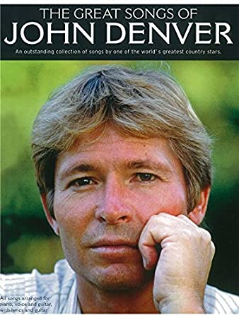 The Great Songs Of John Denver. Sheet Music for Piano, Vocal ...