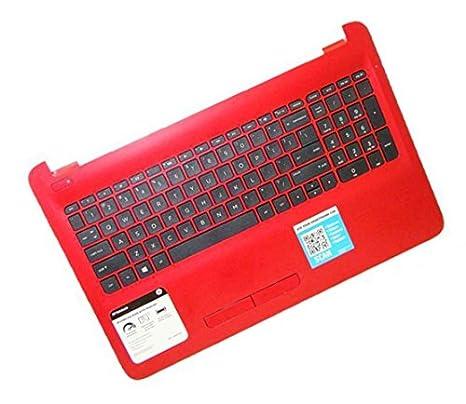 HP 855024-071 Carcasa Inferior con Teclado refacción para ...