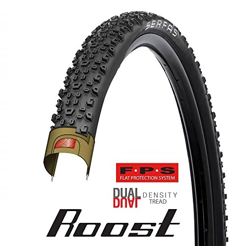Serfas Roost Folding Tire with Fps, Size 27.5 x 2.2