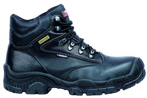 Cofra New Hurricane S3 Wr SRC Paire de Chaussures de sécurité Taille 46 Noir