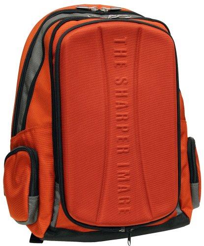 The Sharper Image Backpack Speaker System (Orange)