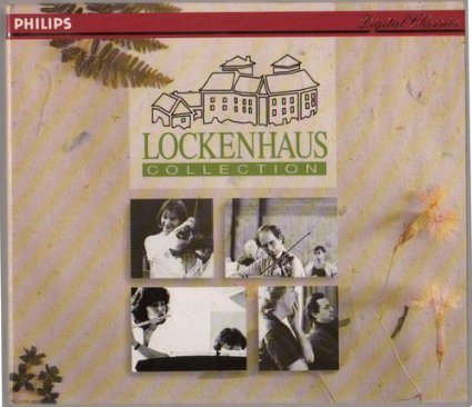 Lockenhaus Collection - 10 CD by Polygram Records / Philips