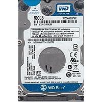 WD5000LPVX-22V0TT0, DCM DAMTJAB, Western Digital 500GB SATA 2.5 Hard Drive