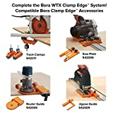 Bora WTX Clamp Edge and Straight Cut Guide for