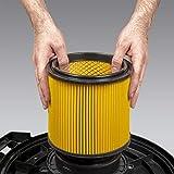 Vacmaster Standard Cartidge Filter & Retainer, VCFS