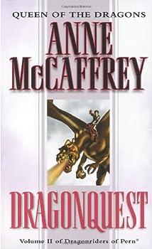 Dragonquest 0345284259 Book Cover