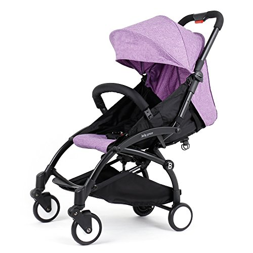 Brown And Pink Car Seat And Stroller Combo - 8