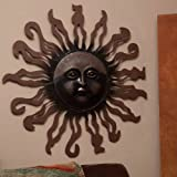 Sun Metal Wall Decor 37″ Review