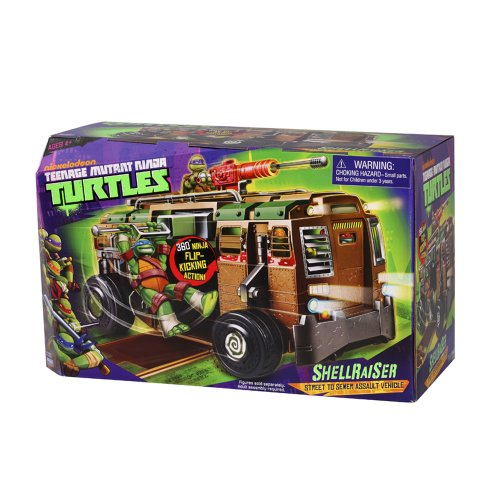 Teenage Mutant Ninja Turtles – Playset Tortugas Ninja (14094011)