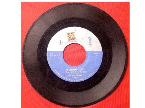 School Day/Deep Feeling (45 RPM record)