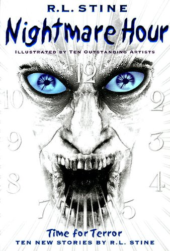 Nightmare Hour: Time for Terror (Scary Middle School Halloween Stories)