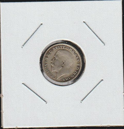 1922 Classic Head Left Threepence Choice Fine Details