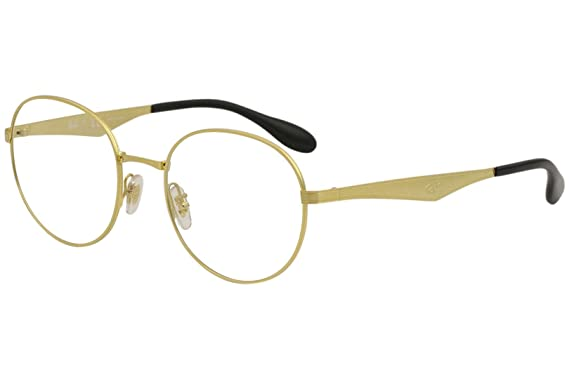 736ba1a23 ... where can i buy ray ban rx6343 eyeglasses gold 50mm bf068 9b1c1