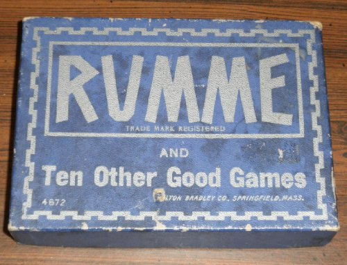 (Rumme and Ten Other Good Games)