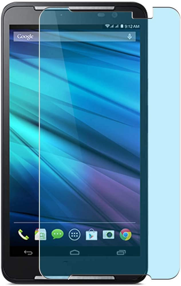 Puccy 2 Pack Anti Blue Light Screen Protector Film, compatible with acer iconia Talk S A1-724 7
