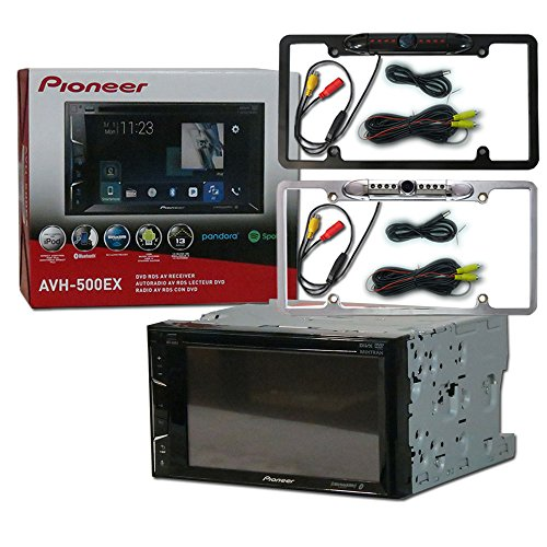 "Pioneer Double DIN 2DIN AVH-500EX 6.2"" Touchscreen Car Stere"