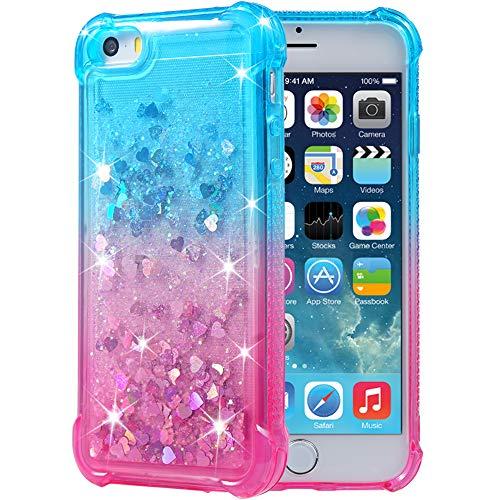 aqua blue iphone 5 case - 8