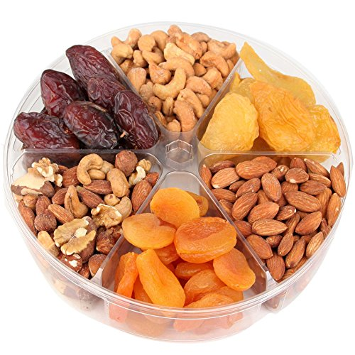 Deliciously Healthy Dried Fruit Section