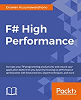 F# High Performance Front Cover