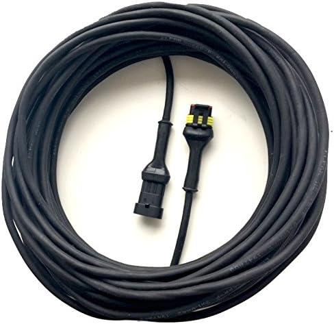 Ersatzteile f/ür Ladestation Nur Passend f/ür Modelle ab 2019 1000 Transformator Kabel f/ür Gardena Sileno Smart Life M/ähroboter 20 meter 1250 f/ür Modelle: 750 Niederspannung