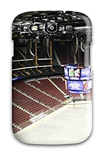 Waterdrop Snap-on Phoenix Coyotes Hockey Nhl (16) Case For Galaxy S3