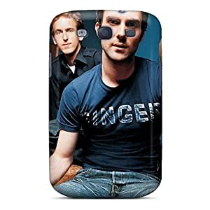 New Arrival Galaxy S3 Case 30 Seconds To Mars Band 3STM Case Cover