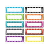 Teacher Created Resources 77204 Chevron Labels Magnetic Accents